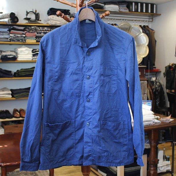 Vintage / french work jacket *c (洗濯、乾燥機済)