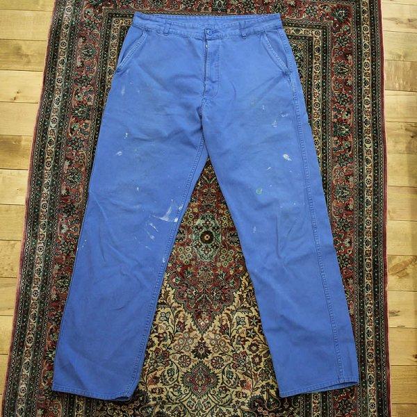 Vintage / french work pants *c (洗濯、乾燥機済)