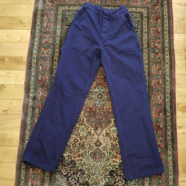 Vintage / french work pants *d (洗濯、乾燥機済)