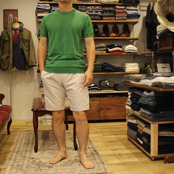 Atelier de vetements / easy dress shorts -スーピマコットンツイル-