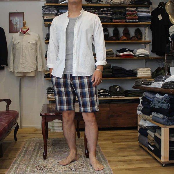 Atelier de vetements / easy dress shorts -岡山産コットンツイル-