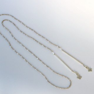 Bullet Rope Necklace