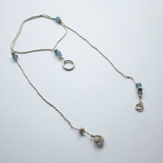 Recycling Glass Rope Necklace