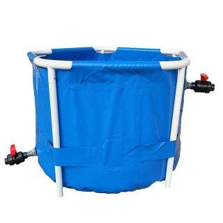 魚 タンク 水槽 500L / 折りたたみ / 送料無料