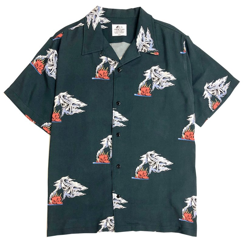 <img class='new_mark_img1' src='https://img.shop-pro.jp/img/new/icons14.gif' style='border:none;display:inline;margin:0px;padding:0px;width:auto;' />ALOHA SHIRT -GREEN