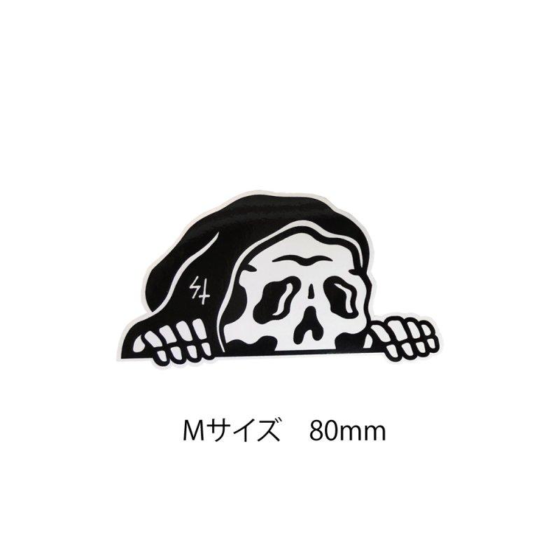 STICKER M  80mm