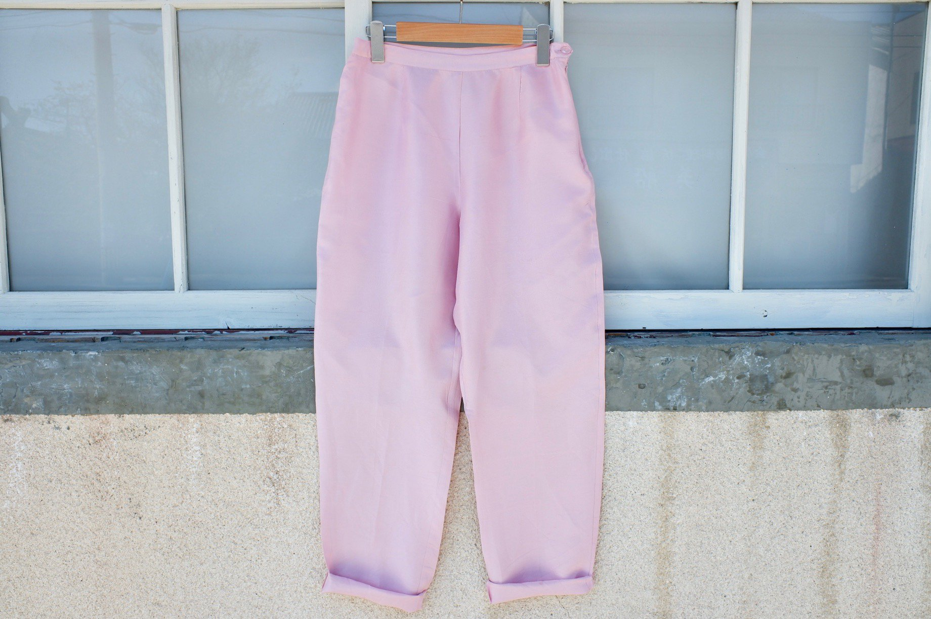 cherry blossom hill pants