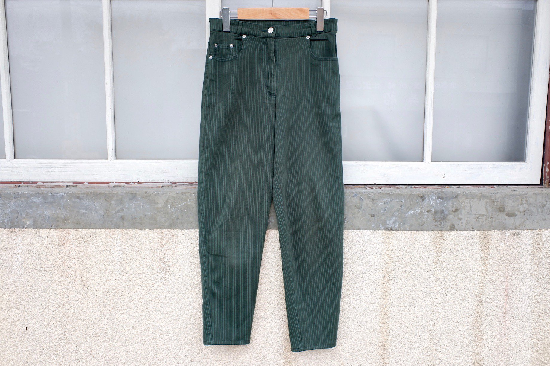green tea river pants