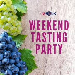 WEEKEND TASTING PARTY -新作&オススメのナチュラルワイン試飲会-