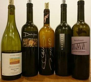 イタリアワイン会:グラヴネル,ダミアン,ダリオ・プリンチッチ他の赤ワイン