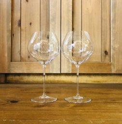 ロガスカ / ラディコングラス2脚&ワイン2本セット Normale