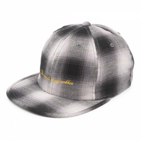 OLD CHECK CAP<img class='new_mark_img2' src='https://img.shop-pro.jp/img/new/icons5.gif' style='border:none;display:inline;margin:0px;padding:0px;width:auto;' />