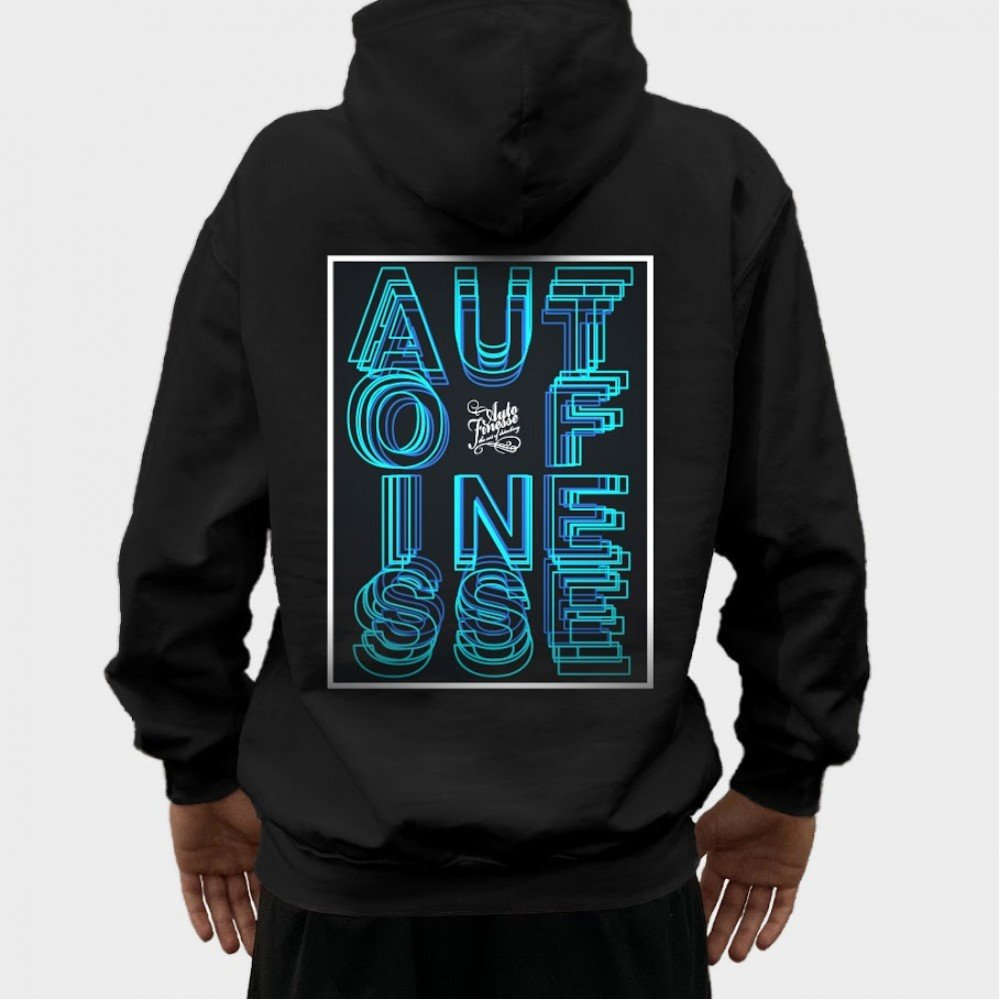 NEON Wave Hoodie・ネオンウェーブパーカー<img class='new_mark_img2' src='https://img.shop-pro.jp/img/new/icons15.gif' style='border:none;display:inline;margin:0px;padding:0px;width:auto;' />
