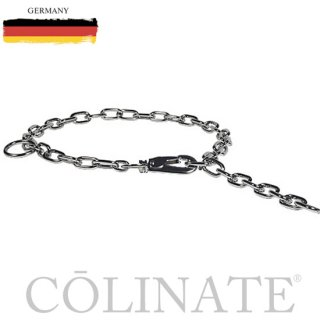 【短毛種・長毛種用 固定チョークチェーン(スチール製)】 正規品 Herm Sprenger ドイツ製