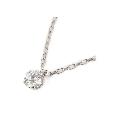 プレミアム 1ダイヤモンドネックレス