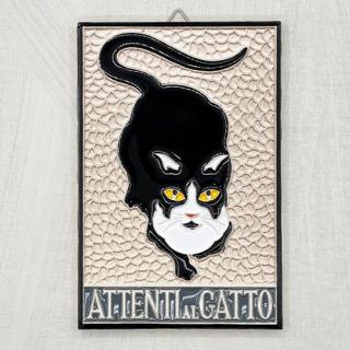 <img class='new_mark_img1' src='https://img.shop-pro.jp/img/new/icons14.gif' style='border:none;display:inline;margin:0px;padding:0px;width:auto;' />猫にご注意を(黒猫)