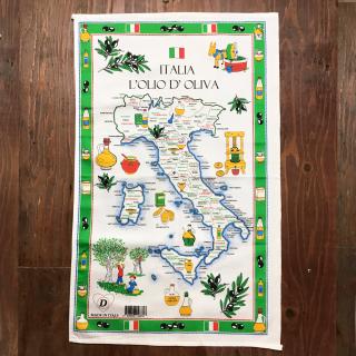 ITALIA L'OLIO D' OVIVA