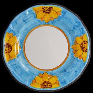 Dinner plate -ひまわり-