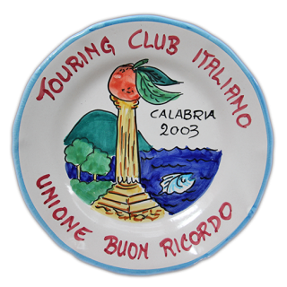 <img class='new_mark_img1' src='https://img.shop-pro.jp/img/new/icons14.gif' style='border:none;display:inline;margin:0px;padding:0px;width:auto;' />Touring Club Italiano -CALABRIA-(2003)