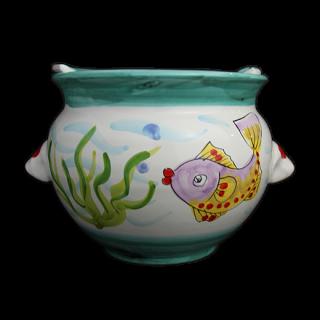 ボッコンチーノチーズポット -魚-