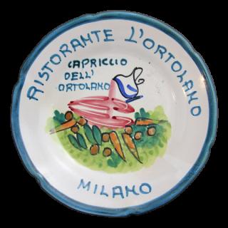 <img class='new_mark_img1' src='https://img.shop-pro.jp/img/new/icons14.gif' style='border:none;display:inline;margin:0px;padding:0px;width:auto;' />Ristorante L'Ortolano  -Milano- (1978)