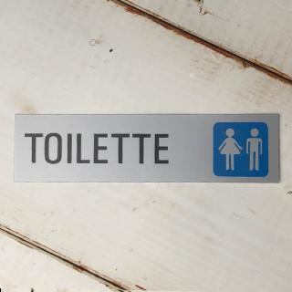 シールタイプ TOILETTE (トイレ)