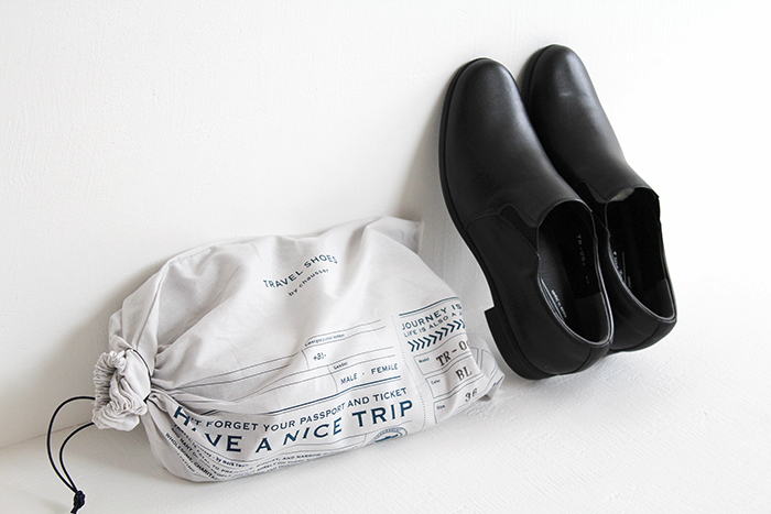 travel shoes by chausser tr010