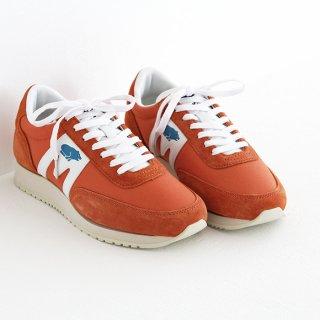 KARHU カルフ スニーカー ランニングシューズ ALBATROSS アルバトロス burnt orange/white レディース メンズ