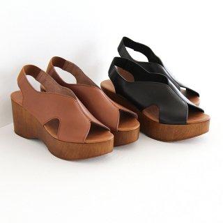 eness エネス ウェッジソールサンダル No.201182V レディース 靴