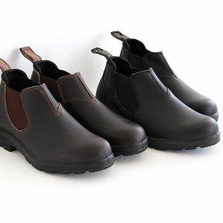 Blundstone ブランドストーン サイドゴアブーツ LOW-CUT 2039 black / 2038 brown レディース