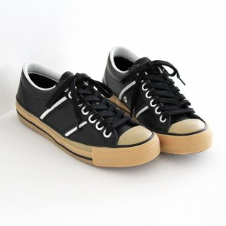 chausser ショセ レザースニーカー Y-103 black ブラック レディース メンズ 靴