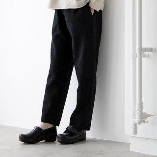 evam eva エヴァムエヴァ press wool pants プレスウールパンツ E213K118 レディース