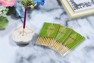 スティック香・香皿セット【全10種】/お香/アロマ/インセンス/タイ雑貨/incense