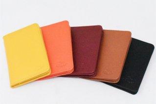 名刺入れ【5colors】/カードケース/4ポケット/タイ雑貨/ハンドメイド