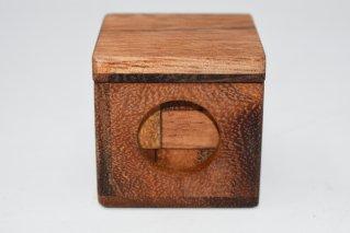 ソーマキューブ・S【木製パズル】4Sizes/木製ゲーム/タイ雑貨/Soma_Cube