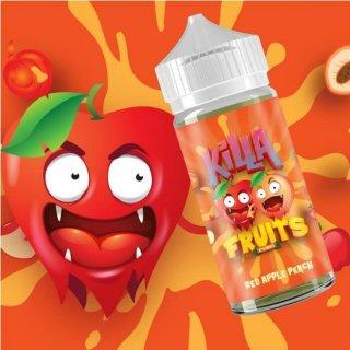 Red Apple Peach by Killa Fruits E-Liquid 100ml