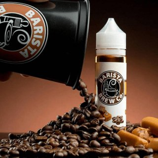 Salted Caramel Macchiato by Barista Brew Co. eJuice 60ml