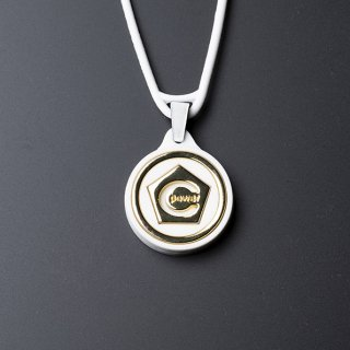CPG necklace New model 2019 Metal Edition(White× Gold)