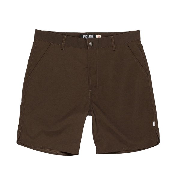 RIVER CHINO SHORT - OLIVE