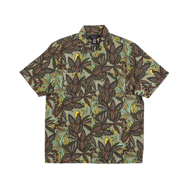 <img class='new_mark_img1' src='https://img.shop-pro.jp/img/new/icons16.gif' style='border:none;display:inline;margin:0px;padding:0px;width:auto;' />JURASSIC PARK S/S WOVEN -OLIVE-