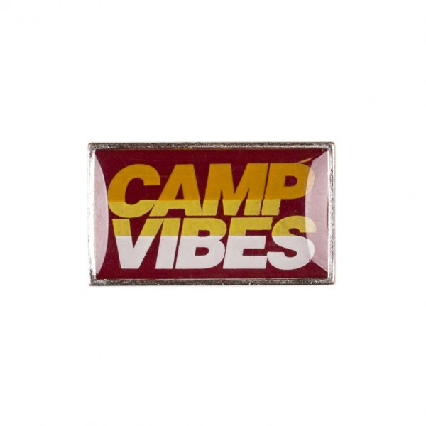 CAMP VIBES PIN