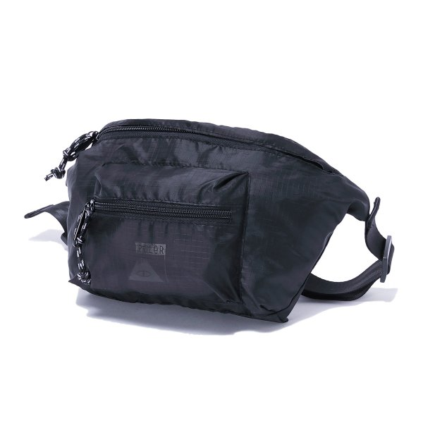 STUFFABLE FANNY PACK - BLACK