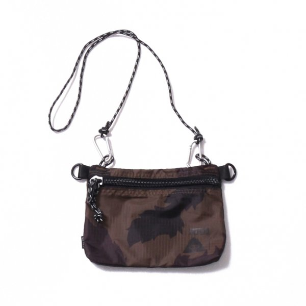 STUFFABLE POUCH SMALL - OLIVEFURRYCAMO