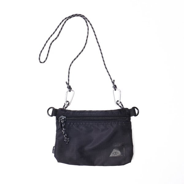 STUFFABLE POUCH SMALL - BLACK