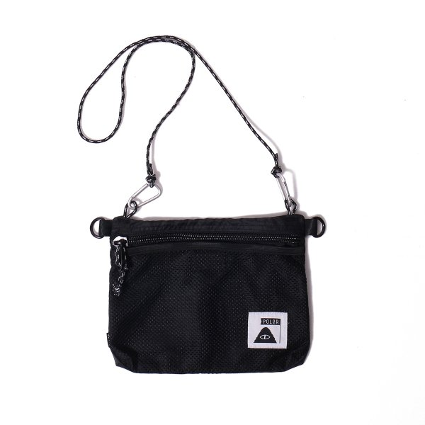 STUFFABLE POUCH - BLACK