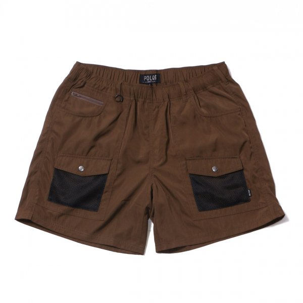 <img class='new_mark_img1' src='https://img.shop-pro.jp/img/new/icons16.gif' style='border:none;display:inline;margin:0px;padding:0px;width:auto;' />CAMP VOLLEY 2WAY MESH SHORTS - OLIVE
