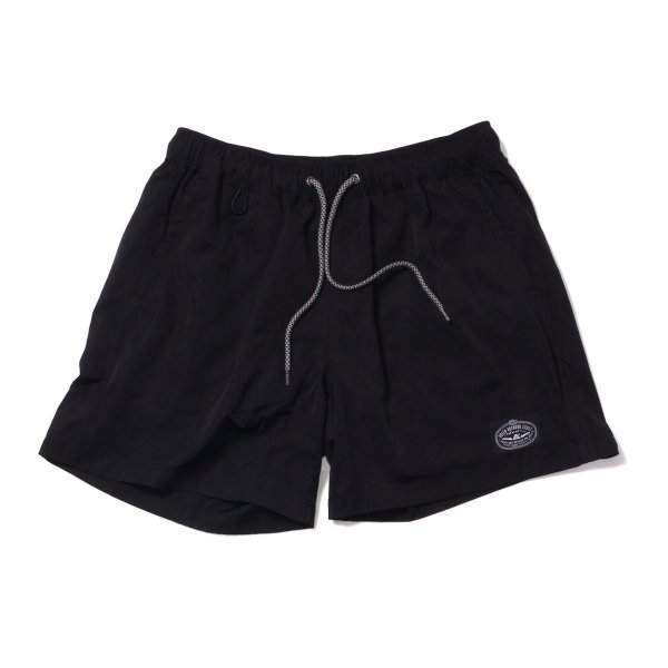 <img class='new_mark_img1' src='https://img.shop-pro.jp/img/new/icons16.gif' style='border:none;display:inline;margin:0px;padding:0px;width:auto;' />POLER 2WAY BAGGY SHORTS - BLACK