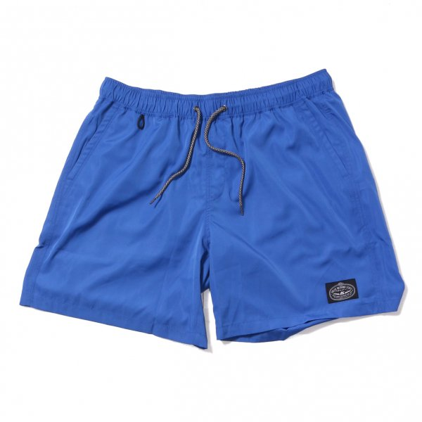 <img class='new_mark_img1' src='https://img.shop-pro.jp/img/new/icons16.gif' style='border:none;display:inline;margin:0px;padding:0px;width:auto;' />POLER 2WAY BAGGY SHORTS - R.BLUE