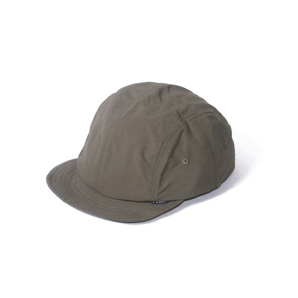 PACKABLE CLIMBING DRAWCORD CAP - OLIVE