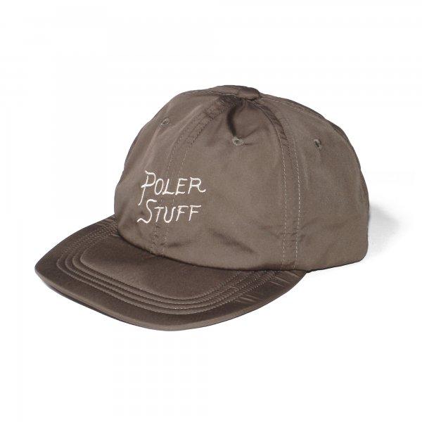 POLER STUFF FLOPPY CAP - OLIVE